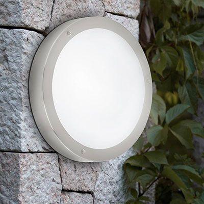 Lampy zewnętrzne elewacyjne