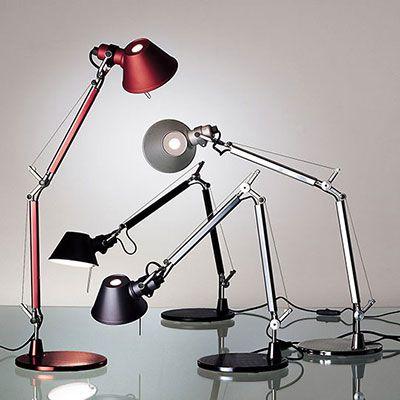 Lampy biurkowe (praca)