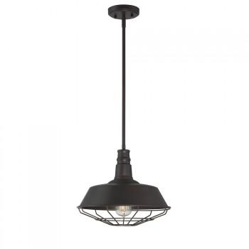 1-Light_Pendant_Oil_Rubbed_Bronze_Finish_lampa_wiszaca