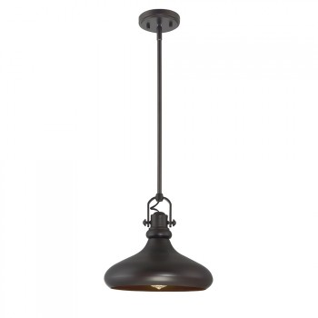 1-Light_Pendant_Oil_Rubbed_Bronze_Finish_lampa_wiszaca_1