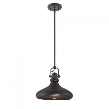 1-Light_Pendant_Oil_Rubbed_Bronze_Finish_lampa_wiszaca_1