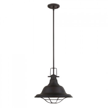 1-Light_Pendant_Oil_Rubbed_Bronze_Finish_lampa_wiszaca_2