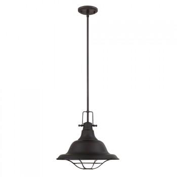 1-Light_Pendant_Oil_Rubbed_Bronze_Finish_lampa_wiszaca_2