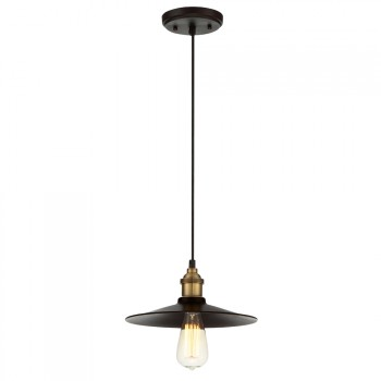 1-Light_Pendant_Oil_Rubbed_Bronze_w_Brass_Accents_Finish_lampa_wiszaca