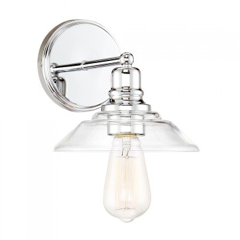 1-light_Wall_Sconce_Polished_Chrome_Finish_kinkiet