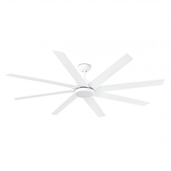 33553_CENTURY_LED_White_ceiling_fan_with_DC_motor