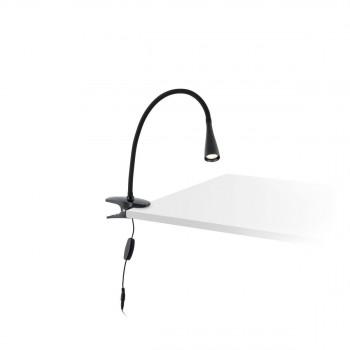 52061_LENA_Black_clip_lamp_Faro_Barcelona