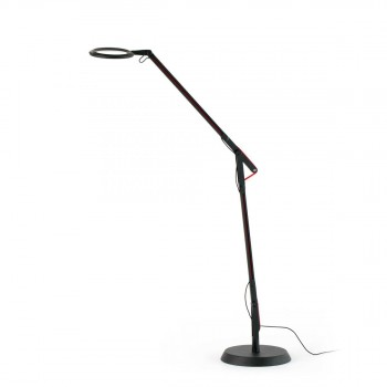 55191_HALO_Black_floor_lamp_Faro_Barcelona