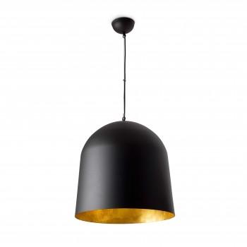 68461_CRATER_Black_pendant_lamp_wiszaca_Faro_Barcelona