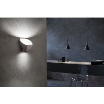 APLOMB_parete + sospensione_room set_medium_foscarini