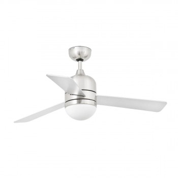 CEBU_Matt_nickel_ceiling_fan_faro_barcelona