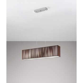 CLAVIUS_E27_tobacco_chrome_wiszaca_AXO_LIGHT