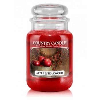 country_candle_apple_teakwood_swieca_zapachowa_w_szkle_duza