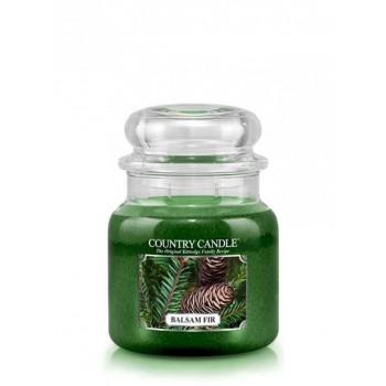 country_candle_balsam fir_swieca_zapachowa_w_szkle_srednia