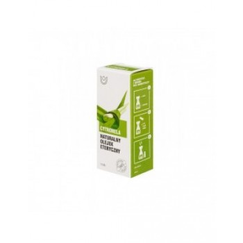 Cytronela - Olejek Eteryczny 12 ml - Naturalne Aromaty