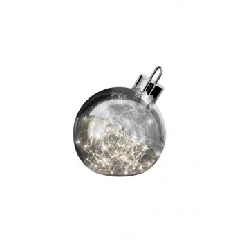 Dekoracja_Ornament_25cm_dymiony_Sompex