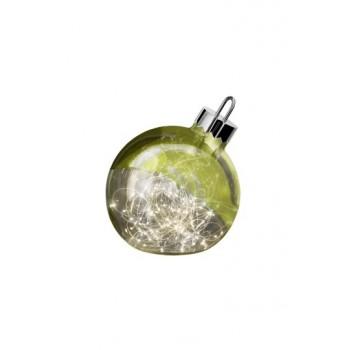 Dekoracja_Ornament_25cm_zielony_Sompex