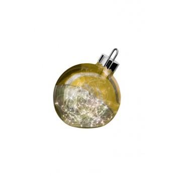 Dekoracja_Ornament_25cm_zloty_Sompex