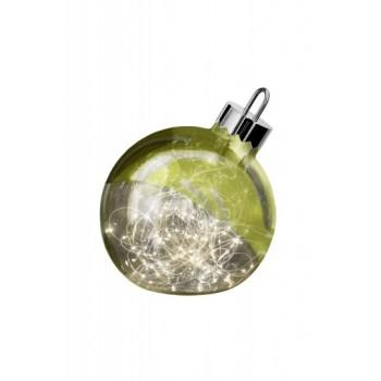 Dekoracja_Ornament_30cm_zielony_Sompex