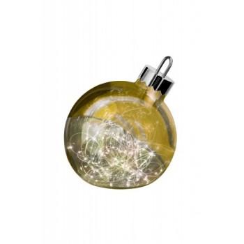 Dekoracja_Ornament_30cm_zloty_Sompex