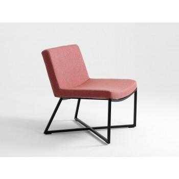fotel_ZERO_nordic_pink_czarny_customform