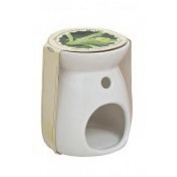 G_WURM_ Kominek_do_woskow_ceramiczny_bialy