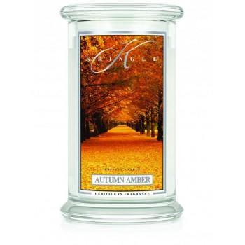 kringle_candle_Autumn_Amber_swieca_zapachowa_w_szkle_duza
