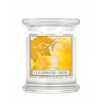 kringle_candle_Clearwater_Creek_swieca_zapachowa_w_szkle_srednia