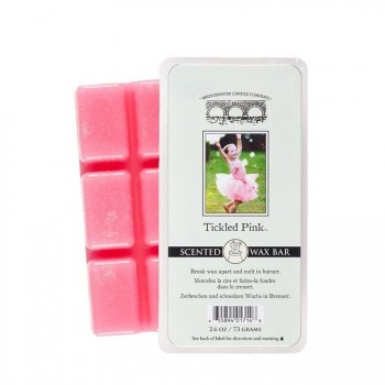 BRIDGEWATER CANDLE – TICKLED PINK  - WOSK ZAPACHOWY