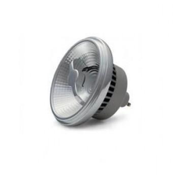 LEDE ES111 10W(50W) 500lm 3000K 45° GU10 230V