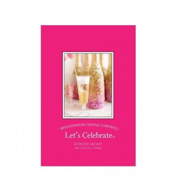 Bridgewater Candle –Let's Celebrate - Saszetka zapachowa