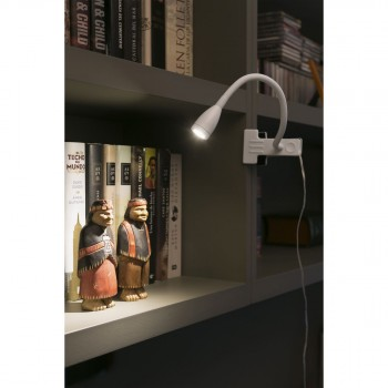 LOKE-2_LED_clip_reading_lamp_Faro_Barcelona