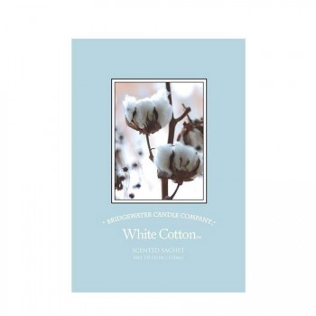 Bridgewater Candle - White Cotton - Saszetka zapachowa
