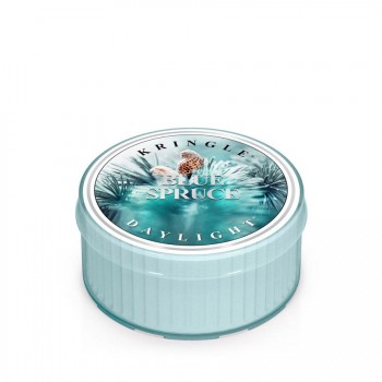 Kringle Candle – Blue Spruce   –Daylight