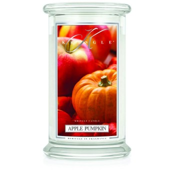 Swieca_zapachowa_w_szkle_Apple_pumpkin_duza_Kringle_Candle