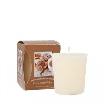 BRIDGEWATER CANDLE – REMEMBER WHEN - ŚWIECA ZAPACHOWA VOTIVE