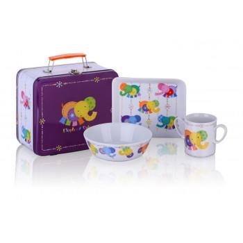 Zestaw_naczyn_dla_dzieci_ze slonikiem_w_walizce _4el_MULTIPLE_CHOICE_BY_TOPCHOICE