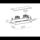 SQUARES_next_50x2_LED_trimless_wpuszczany_AQFORM