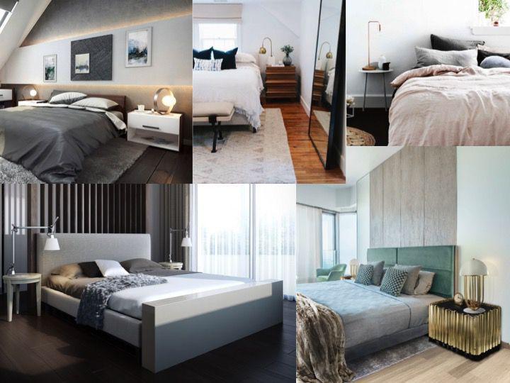 lampy stołowe do sypialni