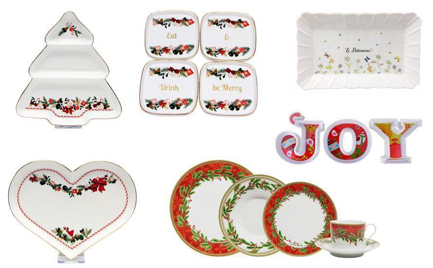 Dekoracyjne naczynia i zastawa stołowa