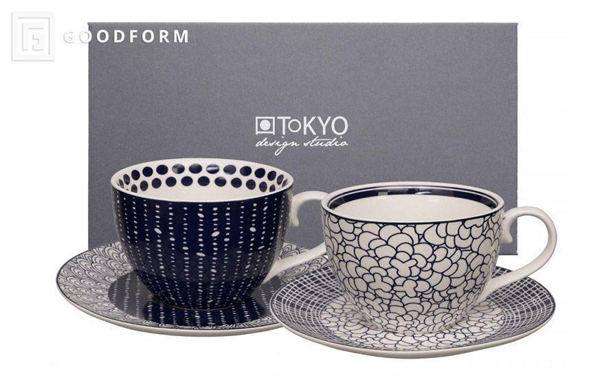 Filiżanki Tokyo Design