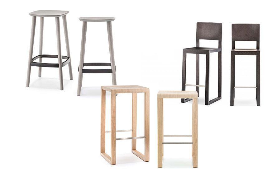Hokery i stołki barowe do kuchni