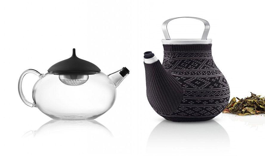 Stylowe imbryki do zaparzania herbaty