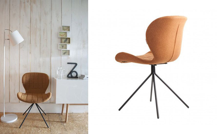 Stylowe krzesło młodzieżowe do biurka