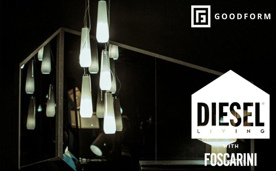 Lampa wisząca Diesel