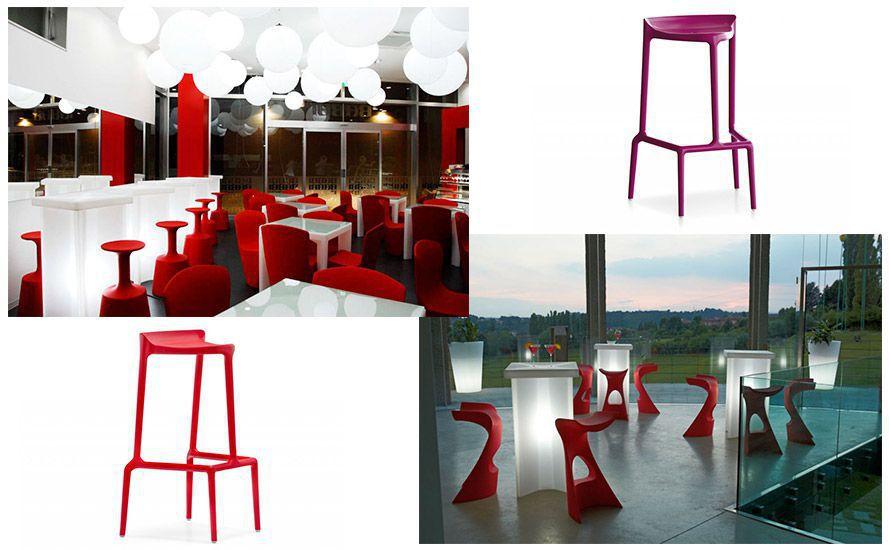 Hokery i krzesła barowe do kuchni