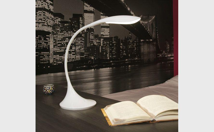 Stylowa lampka biurkowa