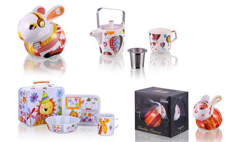 Piękna porcelana dla dzieci Multiple Choice by Topchoice