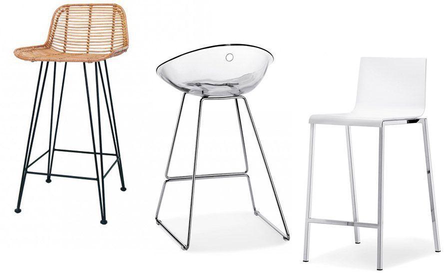Hokery i krzesła kuchenne
